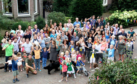 Foto-2-straatfeest-Herenlaan-Zeist-2014-450